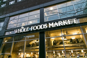 Whole Foods at 1551 Third Avenue (Photo: Jennifer Lu /for Commercial Observer)