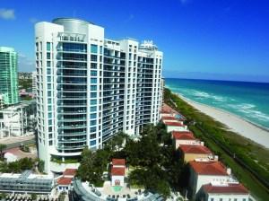The Bath Club condo, which Peebles Corporation owns in Miami (Photo: Peebles Corporation).