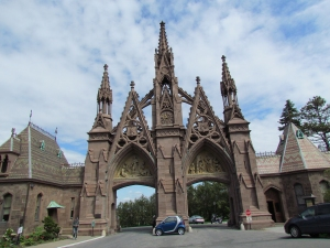Brooklyn's Greenwood Cemetery has been on the calendar since the 1980s (Photo: David Berkowitz/Flickr).