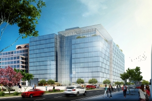 Mr. Sussman is also developing Capital Crossing in Washington, D.C. (Photo: Property Group Partners)