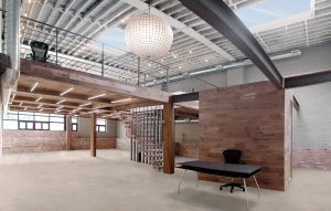 CartoBD's office space at 215 Moore Street (Rendering: ABS Partners Real Estate).