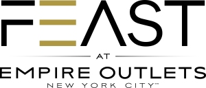 Feast logo for Empire Outlets