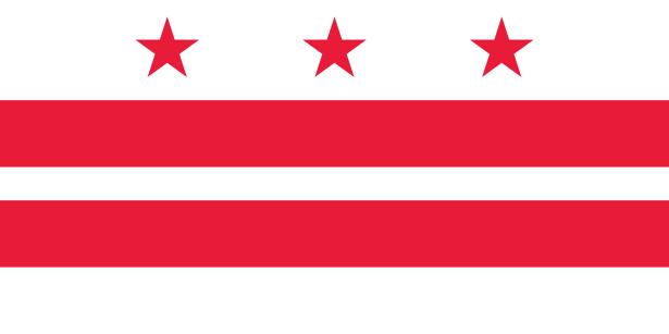 The Flag of Washington, D.C.