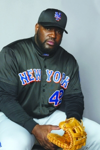 "Maurice ""Mo"" Vaughn (Photo: Eliot Schechter/ Getty Images)."