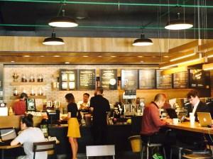 Starbucks at 154 North 7th Street in Williamsburg.