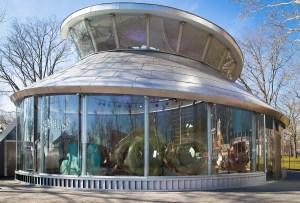 SeaGlass Carousel (Photo: Kaitlyn Flannagan/ For Commercial Observer).
