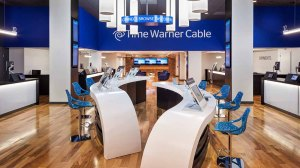 Time Warner Cable's flagship experience store.