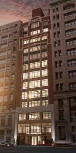 The Assemblage at 114 East 25th Street (Rendering: Shorewood Real Estate Group).