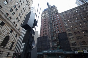 AKA Wall Street hotel at 84 William Street (Photo: Aaron Adler/ For Commercial Observer).