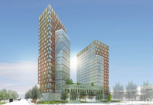 Halletts Point developer Durst Organization has said the later phases of the Astoria project are uneconomical without 421a (Photo: CoStar Group).
