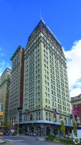 W Hotel in Manhattan. Photo: Courtesy CoStar