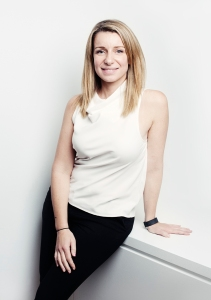 Sonia Higgins of Lendlease is leading the company's wellness efforts (Photo: Celeste Sloman / for Commercial Observer).