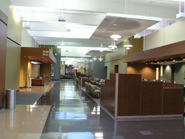 """THE OAKS ON YOU: ATR Corinth Partners purchased 100 Oaks Mall in Nashville in 2006 and it decided to repurpose roughly 450,000 square feet of the mall as a medical center, which had had a doubly salutary effect, by not only putting the empty space to good use, but seeing a """"tremendous increase in business,"""" according to Frank Mihalopoulos, a partner at ATR Corinth Partners, for the remaining stores in the mall (Courtesy: Corinth Properties)."""