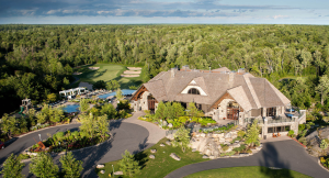 Time Equities' Muskoka golf resort. (Photo: Time Equities).