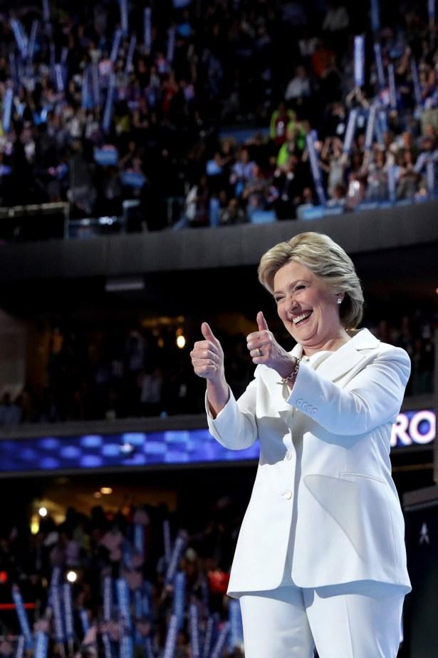 Secretary Clinton.