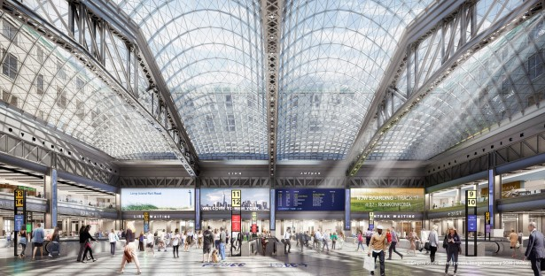 29882833511 b6ede8f559 k State Finalizes $1.6B Deal With Related, Vornado and Skanska for Moynihan Train Hall