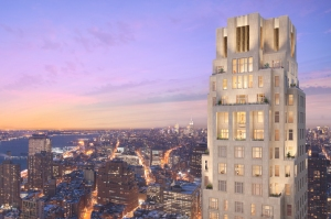 30 Park Place. Rendering: Archpartners.