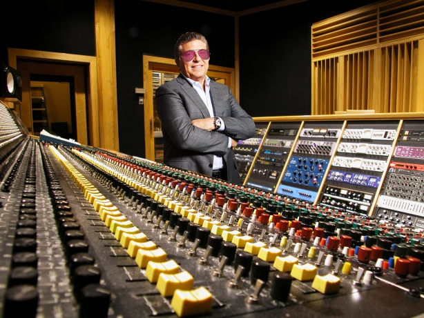 L&L Holding Company's Robert Lapidus said he'd probably be a music producter.