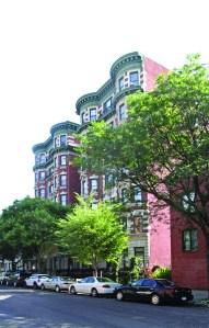 Mohawk Apartments in Brooklyn.