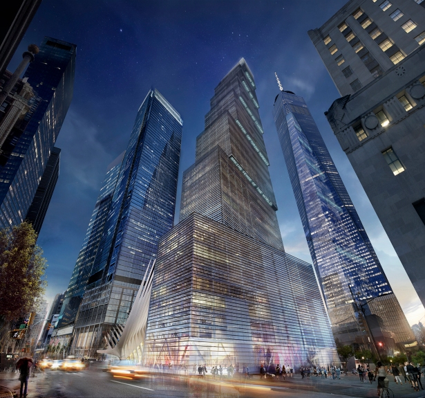2 World Trade Center. Photo courtesy: BIG