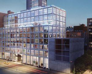 540 West 26th Street. Rendering: Morris Adjmi Architects.