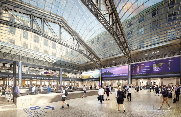 29882836071 9f41672bee o Javits Center and Moynihan Train Hall Push Up Construction Starts in August