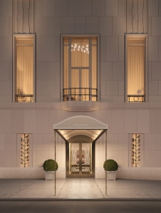 30 Park Place. Rendering: Archpartners