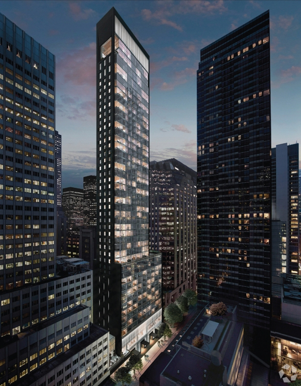 Baccarat Hotel & Residences New York. Image: CoStar Group