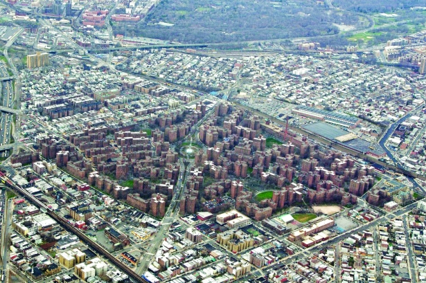 The sprawling Parkchester complex in the Bronx is just one piece of Olshan Properties' national portfolio.