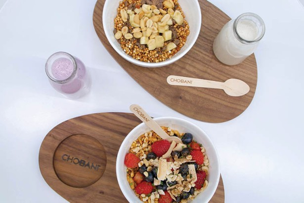 Cultured Retail: Chobani has been a hit with its cafés in Manhattan.