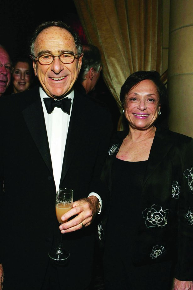 Harry Macklowe and Linda Macklowe. Photo Courtesy: Jimi Celeste/PMc.