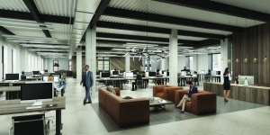 520 west 20th street 4th floor The Plan: Morris Adjmi Turns a Family Warehouse Into Offices