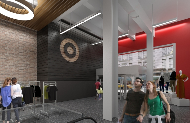 target heraldsquare vw 5  34th st entry opt 5 Target Zeros in on Herald Square With New 43K SF 'Small' Store