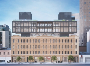 the warehouse at 520 west 20th street The Plan: Morris Adjmi Turns a Family Warehouse Into Offices