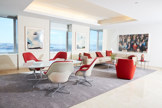 1newyorkplaza 390 The Plan: Fried Frank Adds Fun to Its Offices at 1 New York Plaza