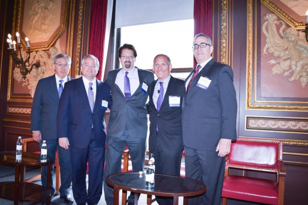 dsc 0553 New Yorks Top Real Estate Financiers Talk CMBS, Global Capital and Non Bank Lenders
