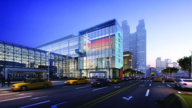 javits rendering Lendleases Denis Hickey on Expansion Into Infrastructure, Development and Investment