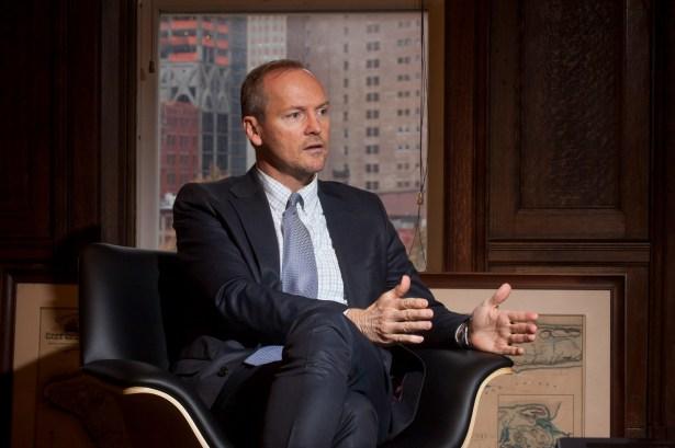 Rick Chandler, NYC DOB Commissioner
