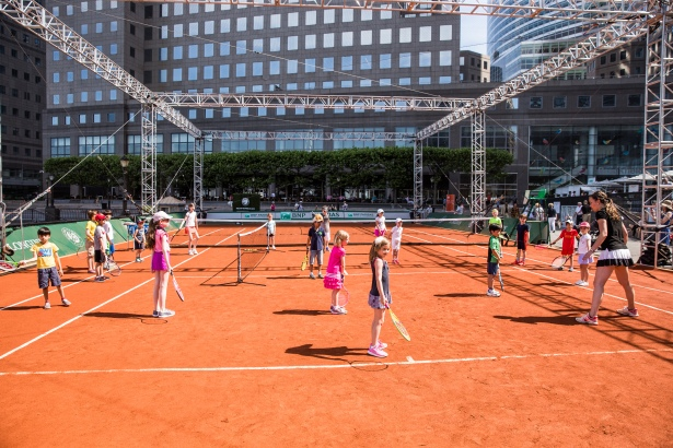 roland garros in the city1 With Retail Writhing, What's the Secret of a Successful Mall?