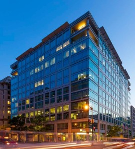1030 15th st nw washdc office KeyBank Provides Japanese REIT With $165M Loan Backed by Two DC Office Buildings