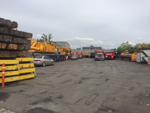 2 Facilities Operator Assumes 85 Year Old BK Lumber Company's Lease