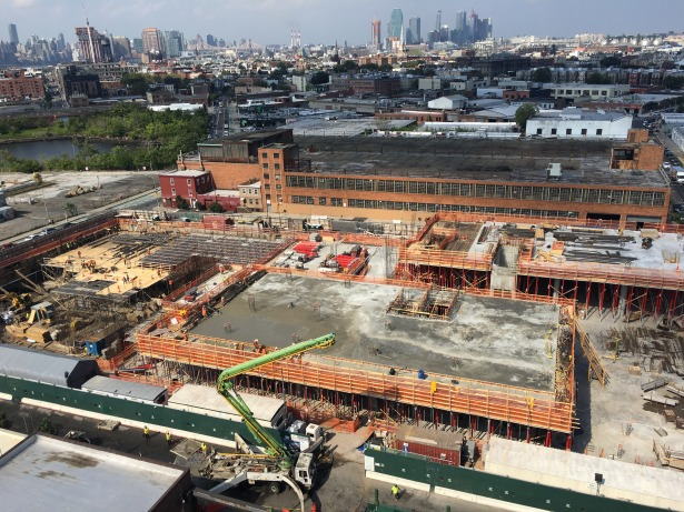 Williamsburg's Subpar Office Stock Is About to Undergo a Seismic Shift