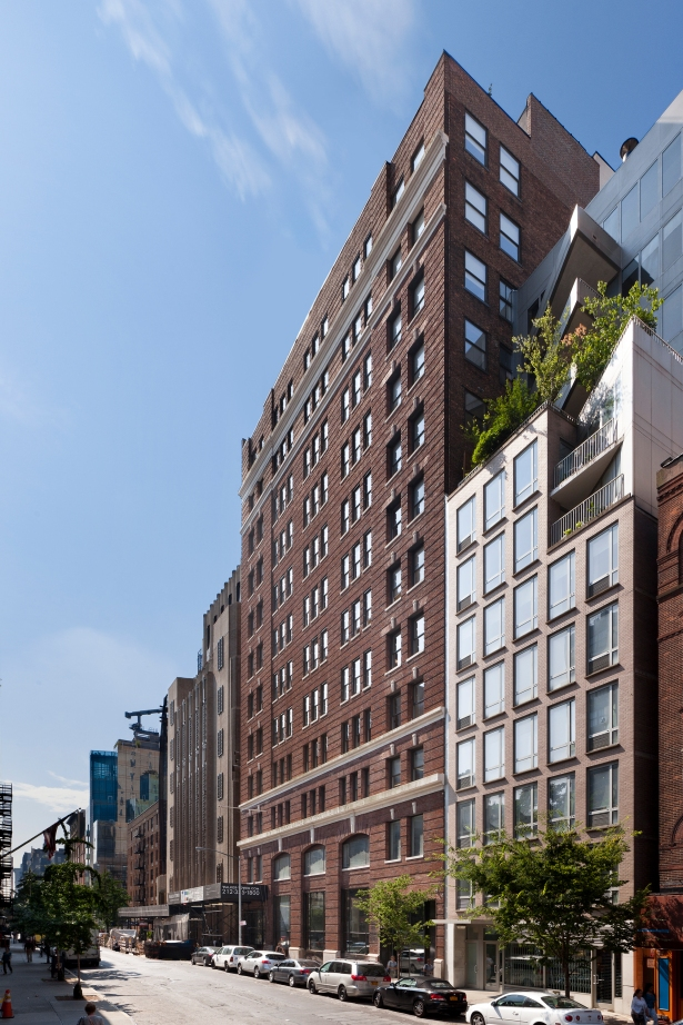 %name Columbia Property Trust Pays $514M for Chelsea Office Building Trio [Updated]