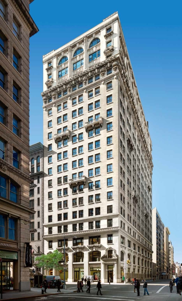 buildingphoto6 Why Columbia Property Trusts Nelson Mills Is Bullish on Midtown South