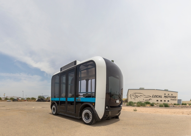 copy of olli at phoenix lm 2 No One at the Wheel: What Will Driverless Cars Do to Real Estate?