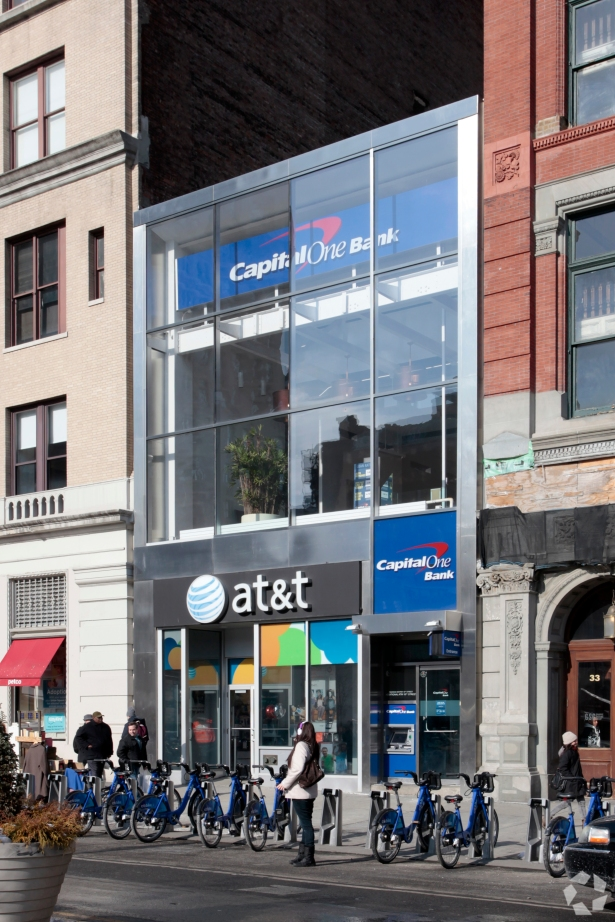 31 east 17th street aka 36 east 18th street photo costar group Kellogg's Opening More Permanent Café in Union Square