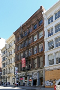 446 broadway photo costar group J.C. Penney Opening Jacques Penné Holiday Pop up in Soho