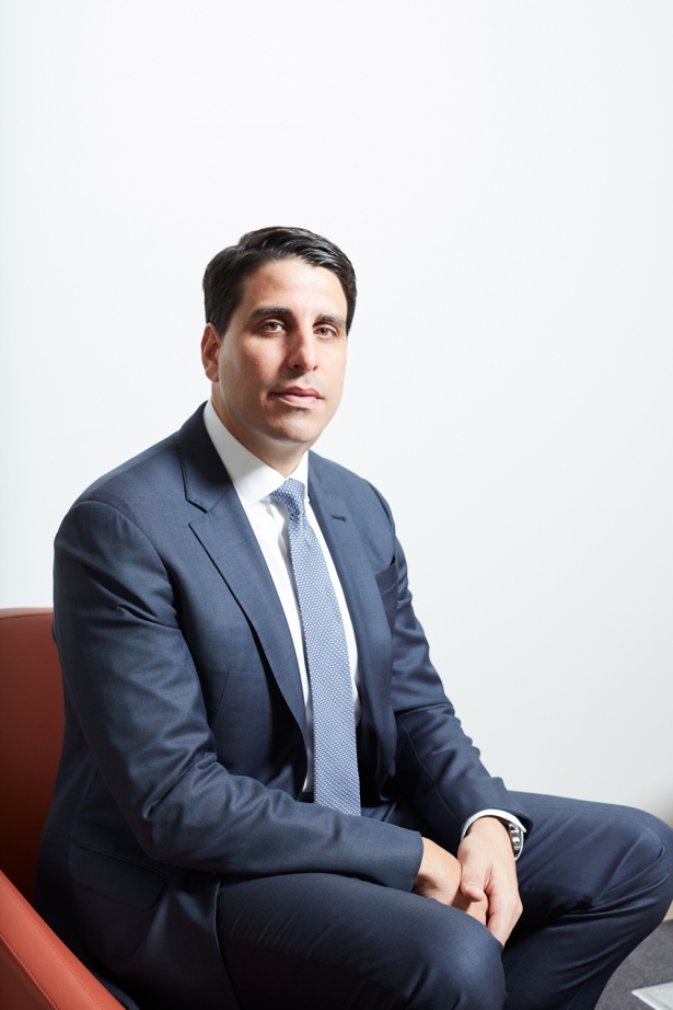 stefanosarethas 151 Street Cred: Credit Suisses Stefanos Arethas on Whats Driving the CMBS Market