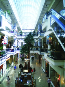 westside pavilion interior 2008 Struggling Regional Malls Reposition as Retail CMBS Space Sweats