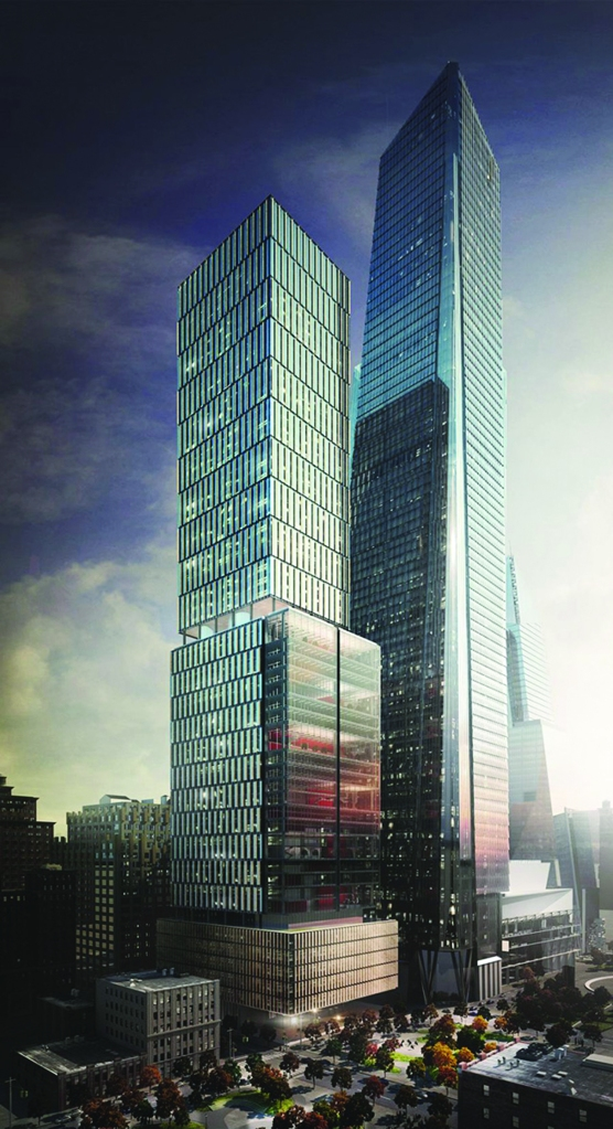 50hudsonyards costar Gibson Dunns Joanne Franzel Is Making Serious Deals in Meatpacking and Hudson Yards
